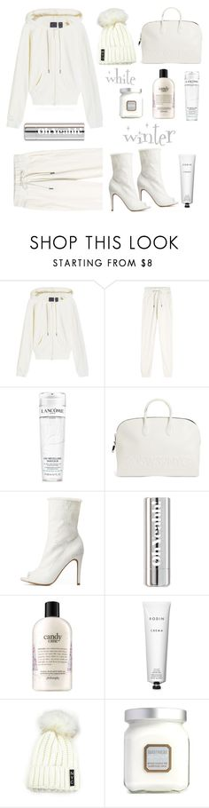 """Warmth In Winter"" by roobunn ❤ liked on Polyvore featuring Puma, Lancôme, Calvin Klein 205W39NYC, Wild Diva, philosophy, Rodin, Laura Mercier, fenty, Poyvore and wintewhites"