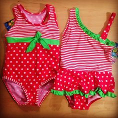 Introducing the new Winki Kids! Lovin these watermelon suits! Available for 2014 #winkiswim #nybikini #childrens #swim #kids #kidsswim #cute #watermelon #summer #prints