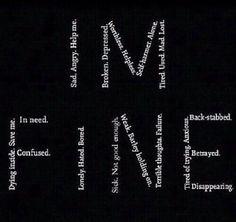Black and White depressed depression sad suicidal suicide lonely ...