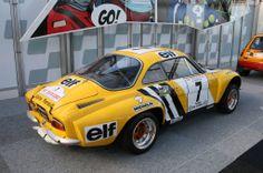 Renault Alpine A110 / Tour de Corse