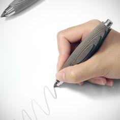 Concrete Sketch Pencil by 22 Design Studio Studio 60, Office Gadgets, Inventions, Packaging Design, Margaret Cho, Concrete, Pencil, Cool Stuff, Product Design
