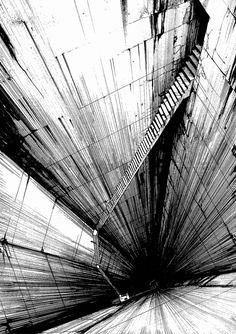 Resultado de imagen para tsutomu nihei architecture
