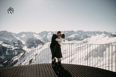 A mountain wedding in Zillertal Tyrol, Austria is an unforgettable event, especially when the surrounding mountains are covered in snow. Getting married in Austria. Tyrol Austria, Winter, Mount Everest, Wedding Venues, Mountains, Nature, Travel, Winter Time, Wedding Reception Venues
