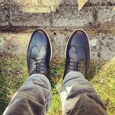 Lovely brogues