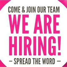 We are looking for a creative, talented hair stylist for our busy West End Salon. The ideal candidate should be passionate and creative about hair, willing to learn and improve, and keep up to date with latest trends. Now Hiring Sign, We Are Hiring, Salon Quotes, Hair Quotes, Spa Quotes, Barbershop Design, Nail Salon Decor, Help Wanted, Salon Business