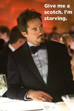 24 Great Tony Stark Quips