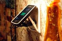 The 'Volt' belt buckle that charges your smartphone anywhere you go