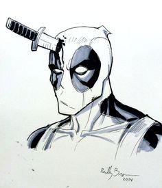 Daily @deviantART Picks for 06-25-2014 #Deadpool #Marvel | Images Unplugged