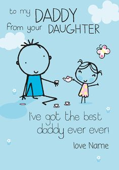 Happy Fathers Day Cards Free Printable Funny Fathers Day Cards Children s Homemade Handmade Fathers Day Greeting Cards Images Daughter Son Fathers Day Images Quotes, Happy Fathers Day Images, Fathers Day Messages, Fathers Day Art, Happy Father Day Quotes, Funny Fathers Day Card, Wishes Messages, Happy Mothers Day, Homemade Fathers Day Card