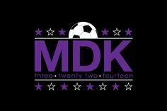 Soccer Themed Logo Custom Logo For Soccer Themed Bat Mitzvah