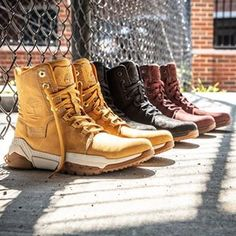 The City Force..For Whatever Road You're On! #timberland