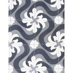 Beltile Cuban Tiles CH150-3A - 8x8x3/4 - BelTile Tile and Stone including Hexagon Tile and Subway Tile