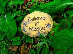 fairy garden sign :)