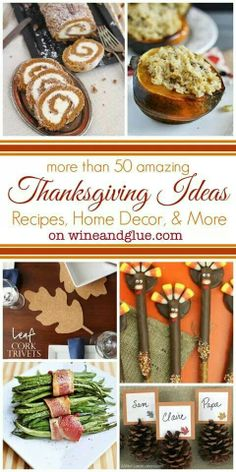 Thaksgiving Ideas/home/decir & more