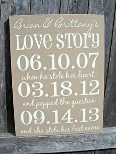 Castles In Illinois For Weddings   ... Sign, Wedding Gift , Anniversary Castle Inn Designs - Special Dates