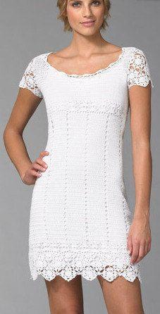 Tejidos - Knitted 2 - crochet dress