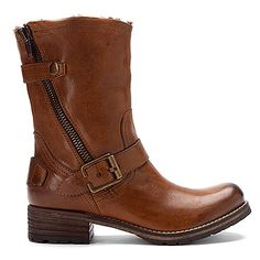 right amount of biker-tough - Indigo by Clarks Majorca Sun Brown Leather Clarks Boots, Majorca, Fashion Boots, Type 3, Lust, Indigo, Brown Leather, Biker, My Style