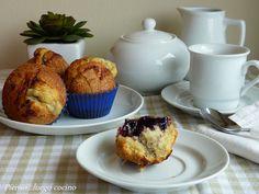 Magdalenas y Muffins - Pienso...luego cocino