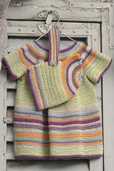 Ravelry: Kathryn in Beauly Dress and Hat pattern by Kathy Merrick