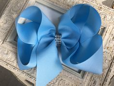 Excited to share this item from my shop: Hair Bows Hair Bows Clips Large Hair Bow Girls Hair Bows Hair Bow Big Hair bows Big Hair Bow Big Bows Blue Hair Bows Huge Uniform Hair Bow Blue Hair Bows, Large Hair Bows, Girl Hair Bows, Big Bows, Retro Hairstyles, Everyday Hairstyles, Girl Hairstyles, Boutique Hair Bows, Fabric Bows