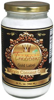 Tropical Traditions Gold Label Virgin Coconut Oil Review and Giveaway!