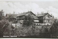 17071 AK Rominten Jagdschloß Ostpreußen 1939 echt Foto
