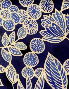 More batik... brainstorm - - batik curtains would be wonderful!  Anyone know where I can find some for sale?