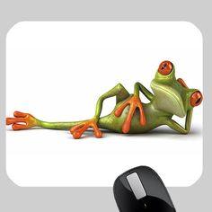 awesome SEXY FROG PHOTO MOUSE PAD Funny Sexy, Custom Mouse Pads, Cool Stuff, Awesome, Be Awesome