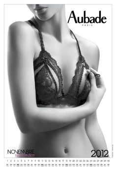 Gorgeous nursing (?) bra by Aubade #lingerie
