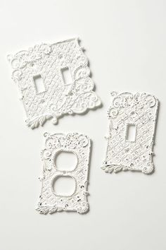 Tin Roof Switchplates, Single - anthropologie.com #anthroregistry
