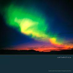 Aurora Australis - Antartica