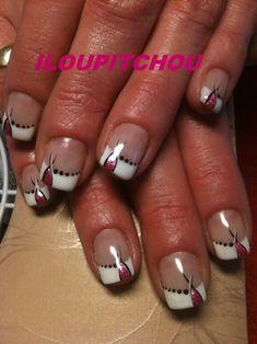 Image - MURIEL - Déco d'ongle en gel nail art - Skyrock.com