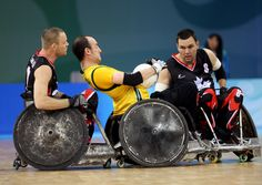 Wheelchair Rugby / Murderball