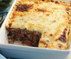 Classic moussaka recipe | Food To Love
