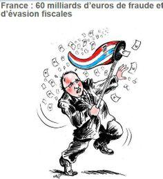 Hollande combat contre l'ennemi invisible.... (on ne rit pas)