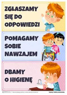 ePrzedszkolaki - karty pracy i pomoce dydaktyczne do wydruku, gry edukacyjne dla dzieci online 1 Logo, Kids Education, Mini Albums, Montessori, Behavior, Kindergarten, Homeschool, Teaching, How To Plan