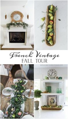 French Vintage Fall Tour | So Much Better With Age