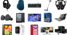 Fire tablet iPhone 11 Logitech gaming accessories and more deals for Sept. Amazon Fire Tablet, Best Gaming Headset, Surround Sound Speakers, New Apple Ipad, Cordless Vacuum Cleaner, Latest Iphone, Verizon Wireless, Gaming Accessories