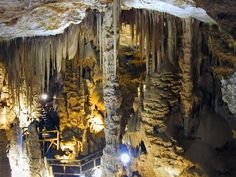 Karaca Mağarası ,GÜMÜŞHANE