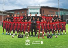 Just recently crowned as the official world champions in Qatar and cruising the way for their first League title in 30 years, arguably Liverpool FC is the team of the moment. This maxi poster showcases the official team photo featuring all Liverpool playe Liverpool Fc Team, Liverpool Poster, Liverpool Memes, Brighton & Hove Albion, Brighton And Hove, Bbc Football, League Table, Premier League Champions, League Gaming