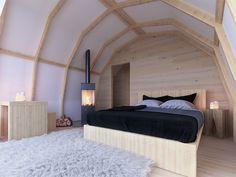 Camp Land interior