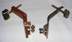 Sharpening jig - by toolchap @ LumberJocks.com ~ woodworking community