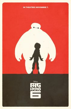 TonightsFilm #BigHero6 A boy genius enlists his deceased brother's robot creature to battle back against a villain.B-
