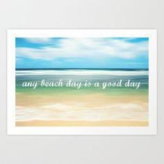 #wallart #homedecor #print #beach #ocean #typography #nautical