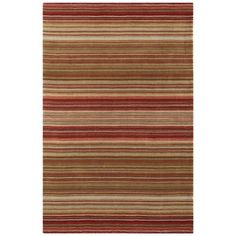 Debenhams Red wool 'Pimlico' rug | Debenhams