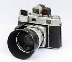 Gus's Kodak Retina collection