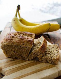 Whole Wheat Banana Nut Yeast Bread...15 HOMEMADE BREAD RECIPES