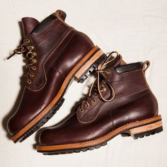 Fancy - Apsley Boot by Viberg x Nigel Cabourn