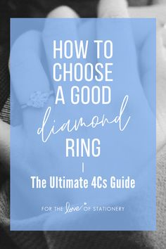 4Cs of Diamonds | How to Choose an Engagement Ring | 4Cs Ring Guide Engagement | How to Choose a Good Diamond Ring Wedding Hairstyles Half Up Half Down, Wedding Hairstyles With Veil, Top Wedding Trends, Wedding Ideas, Best Diamond Rings, Open Back Wedding, Beach Wedding Inspiration, Wedding Gifts For Bridesmaids, Bridal Gifts