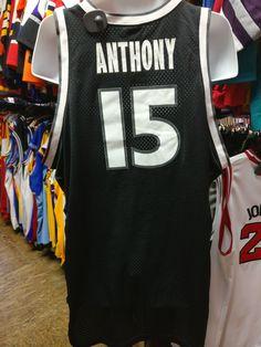Vintage  15 CARMELO ANTHONY Syracuse Orangemen NCAA Nike Jersey 3XL ccd280a16